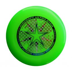 DISCRAFT frisbee Ultra-Star Ultimate 175g zelená