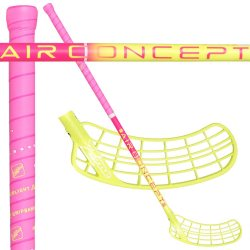 ZONE SUPREME AIR Curve 1.5° 31 pink/neon yellow 80