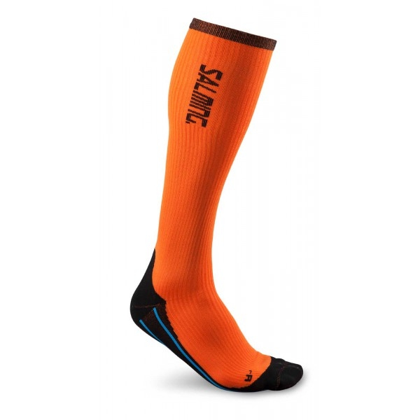 SALMING podkoleny Comp Sock Orange - SPORT 15 f9a3293717