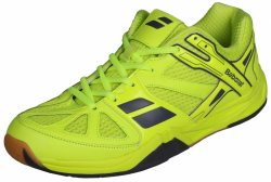 BABOLAT boty Shadow First Neon Yellow