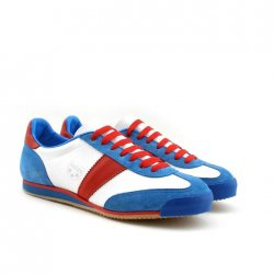 BOTAS Classic white/blue/red
