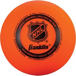 FRANKLIN míček hokejbal NHL Street Hockey High Density