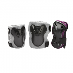 K2 Charm Pro Jr Pad Set Girls