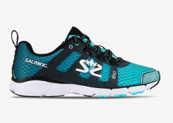 SALMING enRoute 2 Shoe Women Aruba Blue/Black