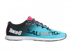 SALMING Race 6 Shoe Women Blue Atoll