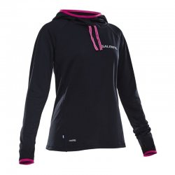SALMING Lightweight Hood Women Black
