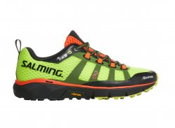SALMING Trail 5 Shoe Men Safety yellow