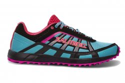 SALMING Trail T2 Shoe Women Turquoise/Black