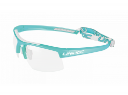 UNIHOC brýle Energy Junior Turquoise/White