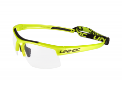 UNIHOC brýle Energy Junior Yellow