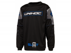 UNIHOC dres Summit black/grey/blue SR