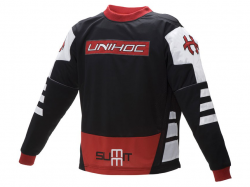 UNIHOC dres Summit black/red SR