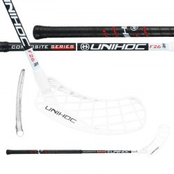 UNIHOC Epic Composite 26 Black/White