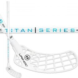 UNIHOC Iconic Titan Straight Edge 29 White