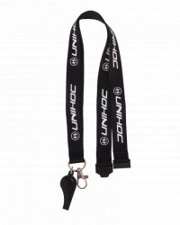 UNIHOC píšťalka Coach Whistle Black