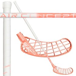 ZONE MONSTR AIR SL Curve 1.0° 27 white/light coral