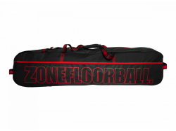 ZONE toolbag Brilliant Black/Red EDT