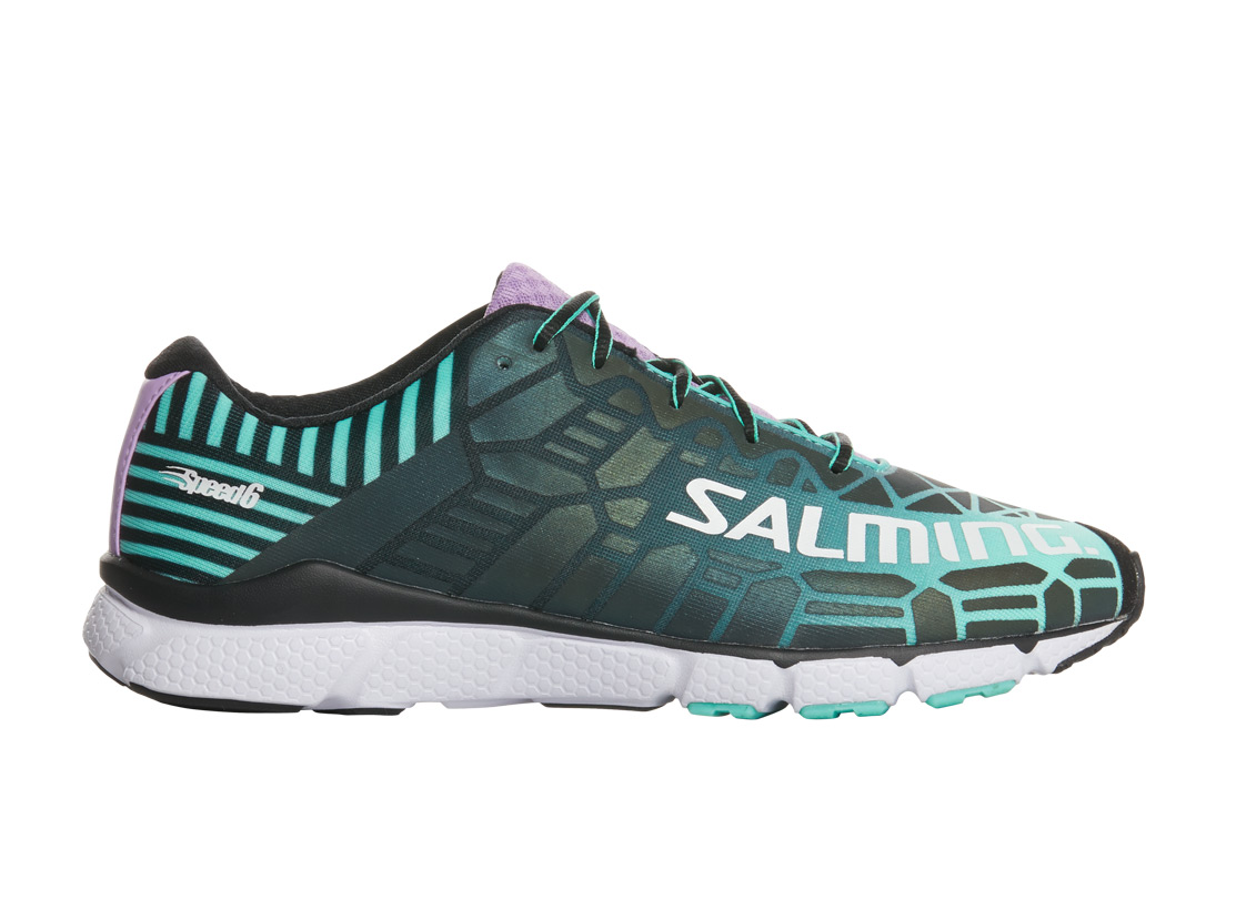 SALMING Speed 6 Shoe Women Miami Green